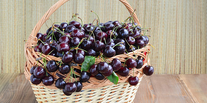 Cherries Healthy Benefits
