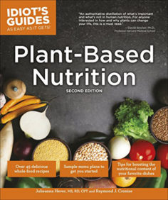 Plant-Based Nutrition by Julieanna Never