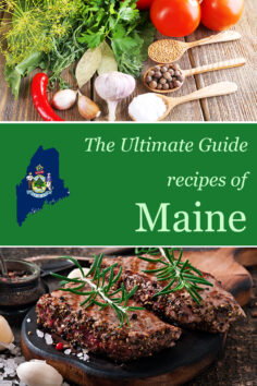 Recipes of Maine