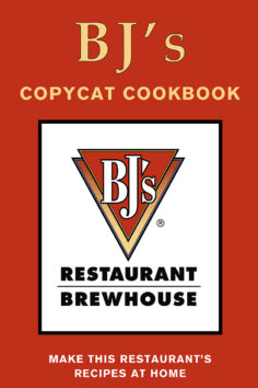 BJ's Restaurant & Brewhouse Copycat Cookbook