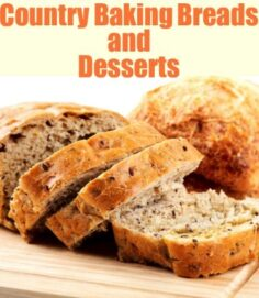 Country Baking and Desserts
