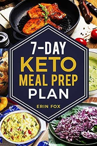 7-Day Keto Meal Prep Plan (Keto recipes)