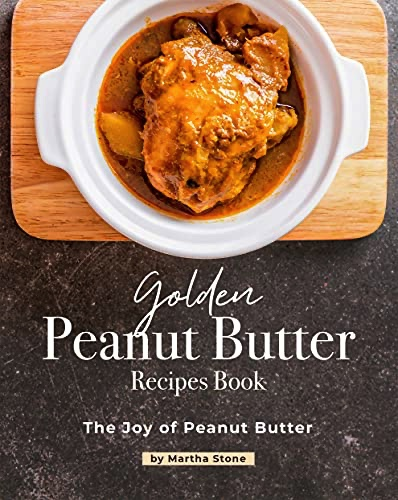 Golden Peanut Butter Recipes Book
