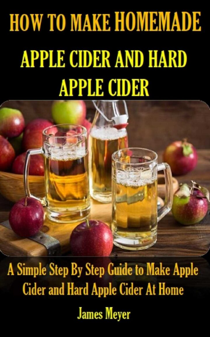 How to Make Homemade Apple Cider and Hard Apple Cider